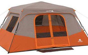 Comment plier la tente huit indépendamment