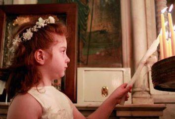 Ortodoksyjni imiona dla dziewczynek: wielowiekowej tradycji rosyjskiego