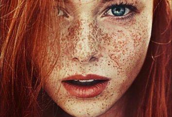 Was sind die Heilmittel für Altersflecken im Gesicht