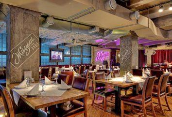 """Restaurante """"Zhiguli"""" en el Arbat: modo de funcionamiento, revisión"""