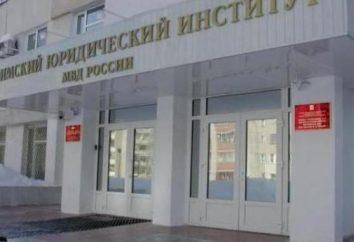 Głównymi instytucjami Ufa: adresy i opinie