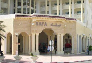 Safa Resort Aquapark 3 * (Tunísia, Hammamet): descrição, comentários