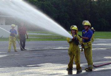 manguera de incendios – un medio importante de lucha contra los elementos