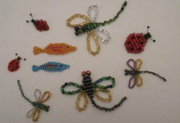 Dites-nous comment faire des animaux de perles. Avec le schéma et description étape par étape de travail – deux master classes pour débutants brodeuses
