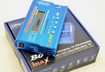 B6 de Imax (cargador): instrucciones, comentarios