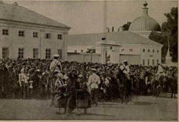 movimento social durante o reinado de Nicolau 1: História da Rússia