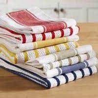 Comment se laver les linges à vaisselle? Méthodes d'hôtesse éprouvée
