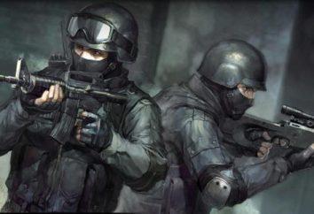 Come imparare a sparare CS: GO di armi diverse?