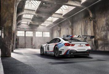 Salon de Francfort: BMW M6 GT3 voiture de sport