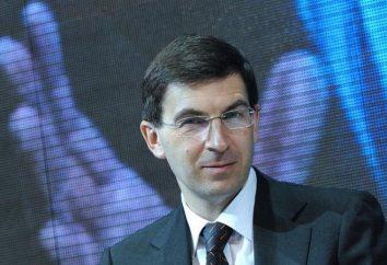 aiutante presidenziale Schegolev Igor Olegovich: biografia e foto