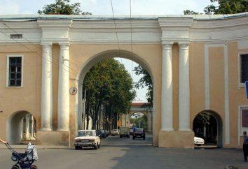 A população de Kaluga e a situação demográfica da cidade