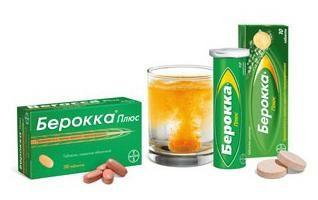 """Recensioni: """"Berokka"""". i lati positivi e negativi di complesso vitaminico secondo i medici"""