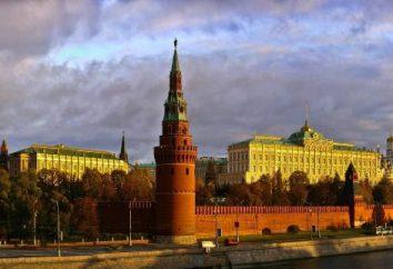 musei del Cremlino ed escursioni. Panoramica e funzionamento delle Mosca Musei del Cremlino