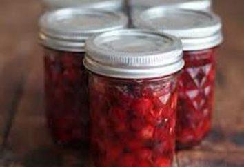 """Receptura """"Lingonberry nasączone"""" w dwóch postaciach"""