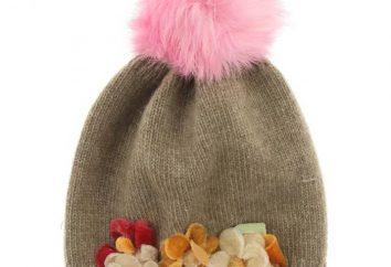 Hit sezonu – czapka dla dzieci z futra pomponem