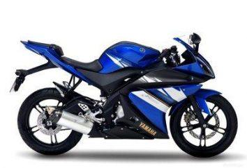 Moto « Yamaha » pour les débutants et les professionnels