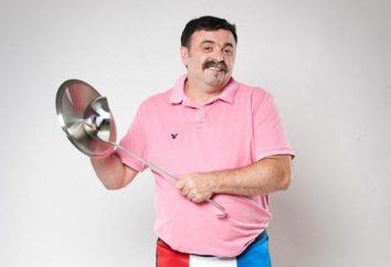 Gospodarz programu, a szef kuchni Michael Plotnikov: Biografia, kariera i rodzina. Przepis z Michaiłem Plotnikov