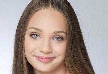 12-letnia tancerka Maddie Ziegler. Biografia, kariera, uznanie
