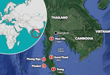 Gli attacchi terroristici in Thailandia: gli eventi e le loro cause