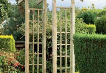 Jak utworzyć łuk ogrodowy z rękami