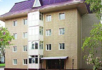 Hôtels à Kirovograd: vue d'ensemble