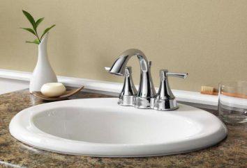 Osadzić umywalka w łazience możliwości instalacji i różnorodność modeli wbudowanych muszli