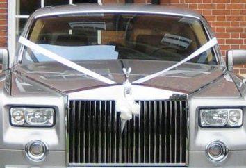Wybór taśmy na ślub samochód
