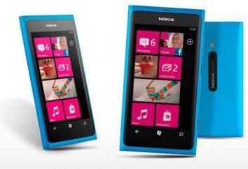 Nokia Lumia 800 – specyfikacja i przegląd modelu