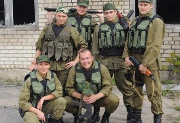 """acteurs célèbres et préférés, """"White Wolves"""" (TV russe)"""