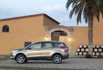 Ford Kuga 2013: Nowe życie