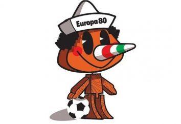 Euro-1980: wyniki i interesujące fakty