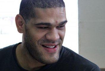 """""""Bigfoot"""" Silva: gigante brasileira MMA"""