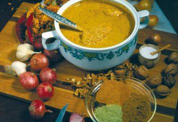 Satsivi Aubergine en géorgien: la recette et les caractéristiques de cuisson