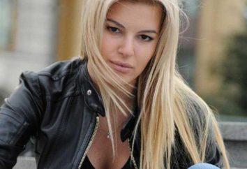 Aktorka Sidorenko Oksana Yurevna: biografia, życie osobiste. najlepsze role