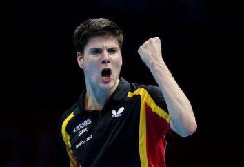 Ovtcharov Dmitry et tennis de table