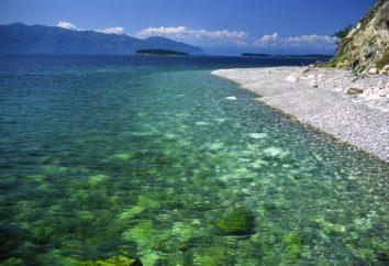 Il famoso lago Baikal (brevemente)