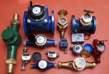 Comment choisir un compteur d'eau? Compteurs d'eau – spécifications techniques