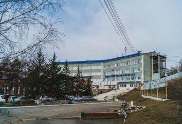Irkutsk Relay Plant, la sua struttura