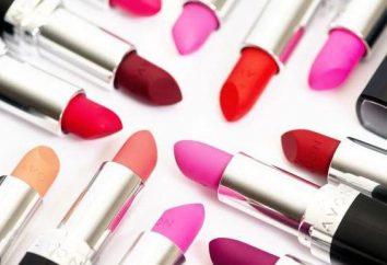 """Rouge à lèvres """"Matt supériorité"""" ( """"Avon""""): commentaires, palette et composition"""