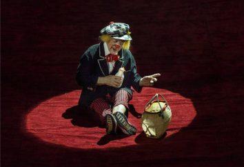 Reprise: Co jest klaun w cyrku mowy pokojowej