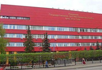 instytucje wojskowe w Moskwie: lista, ocenił, adres