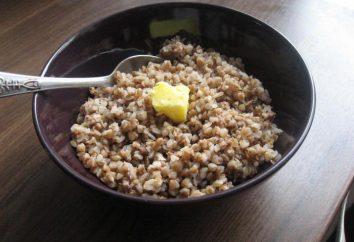 Las vitaminas en el trigo sarraceno. ¿Qué tan útil trigo sarraceno: composición, oligoelementos y vitaminas