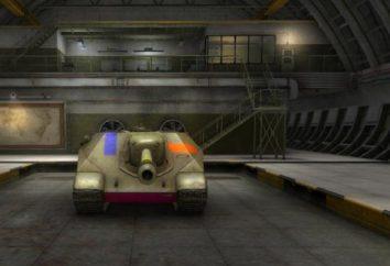 Objeto 704 Soviética contratorpedeiro de tanque