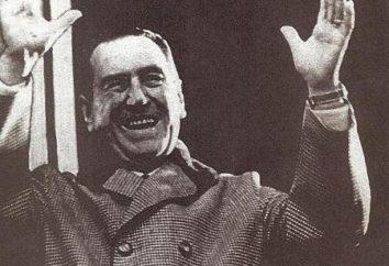 Le héros-dictateur national Juan Peron: biographie, activités et faits intéressants