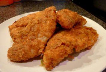 pollo fritto: ricette con foto