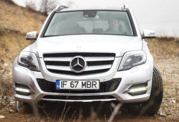 """""""Mercedes GLK 220"""": spécifications, commentaires"""