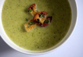 Minestra con broccoli e cavolfiori: un pranzo abbondante e sana