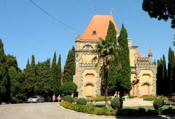 Palais de la princesse Gagarina en Crimée – un monument artificiel de l'amour éternel