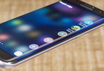 """""""Samsung Galaxy S7 krawędzi"""": opis, dane techniczne i opinie"""