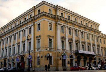 Philharmonic Hall (St. Petersburg): Zusammenfassung, Repertoire, Künstler